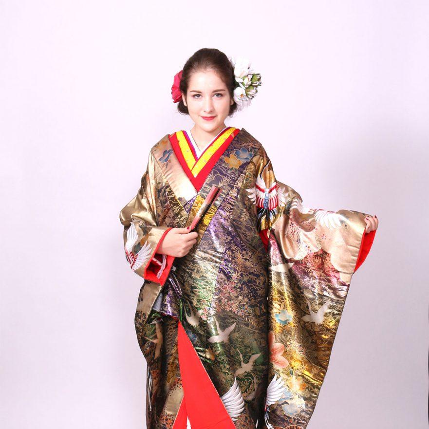 Kimono Rental & Photo Experience